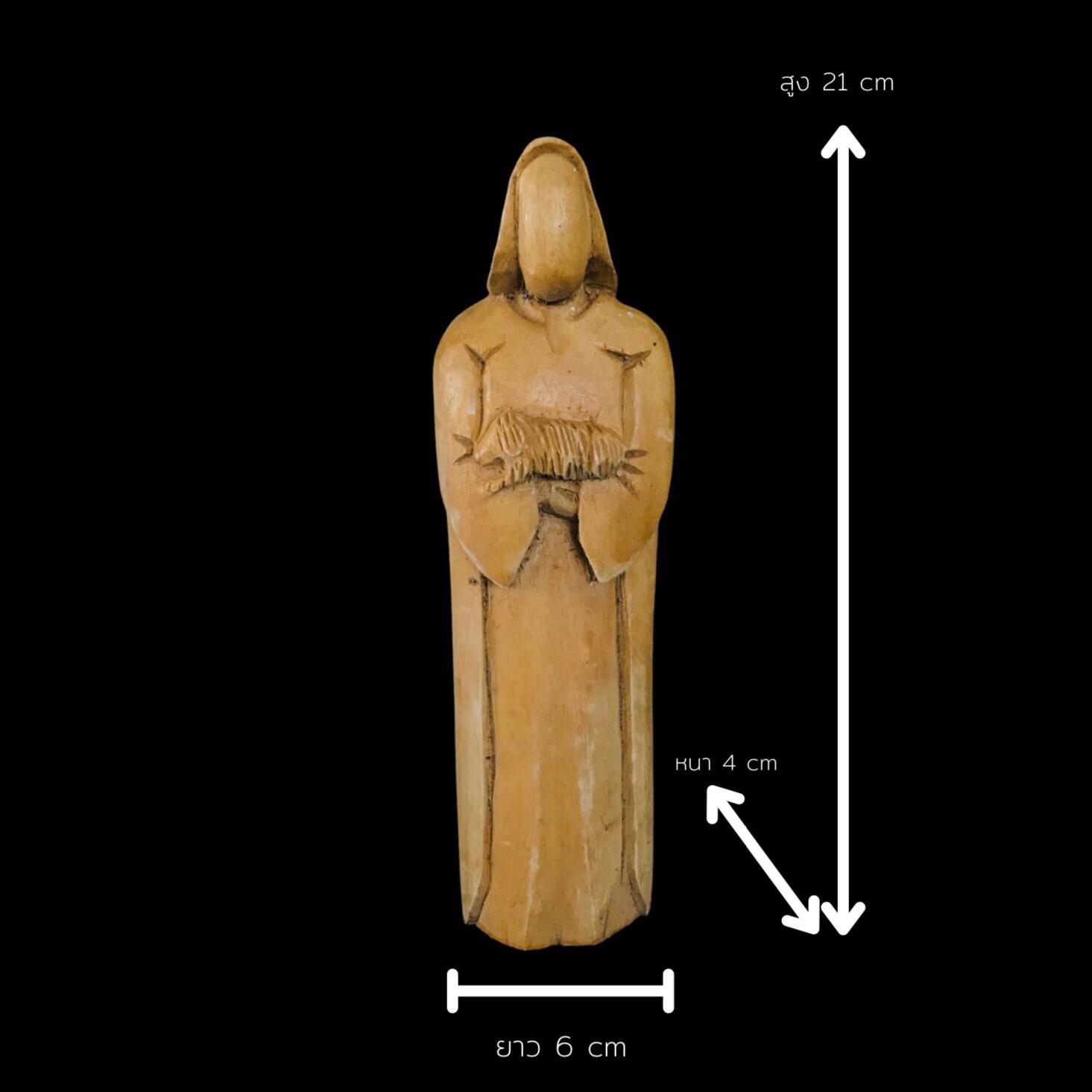 Figure Caving Shepherd(พระเยซูอุ้มลูกแกะ)