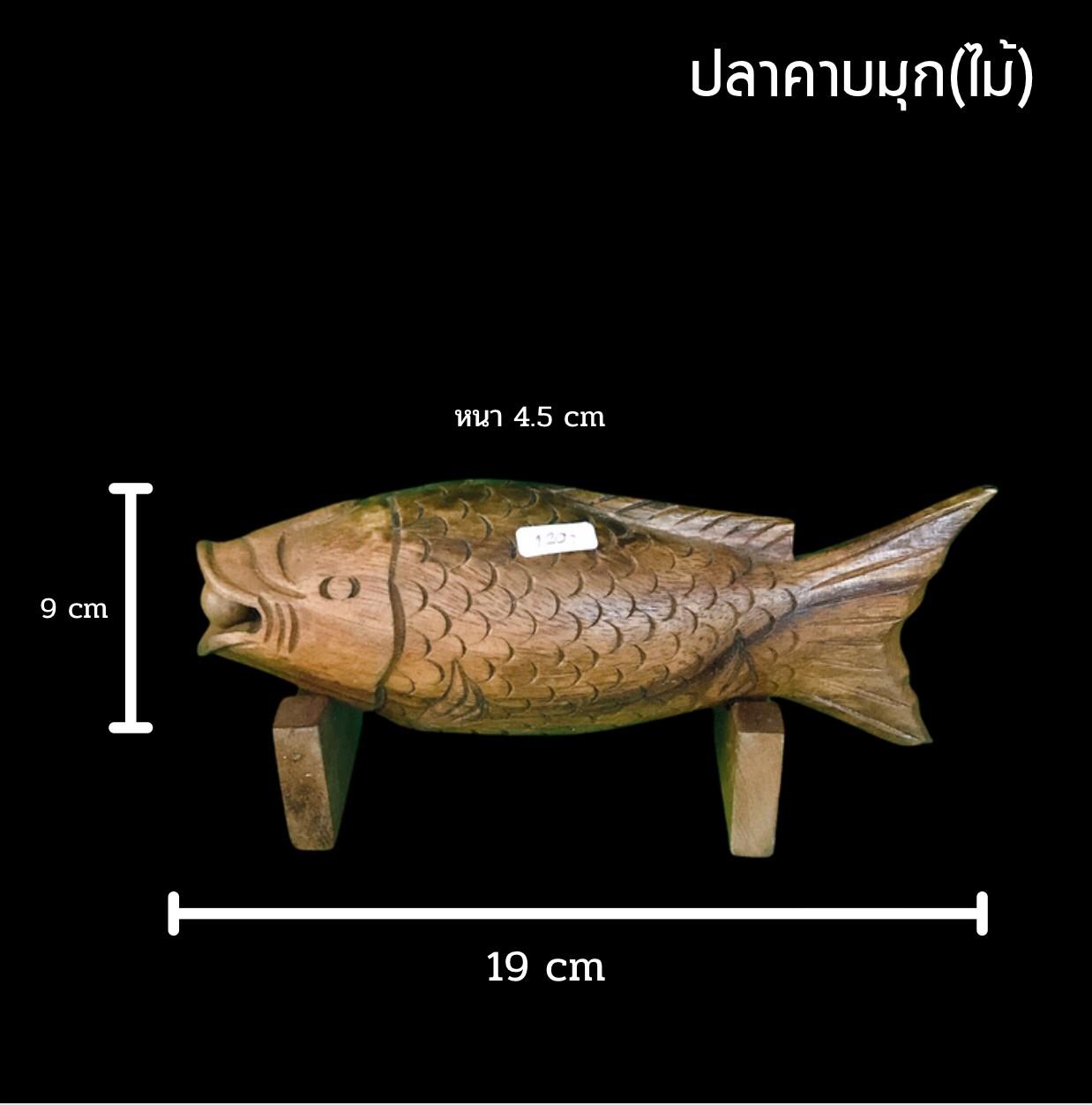 Fish(ปลาคาบมุก)